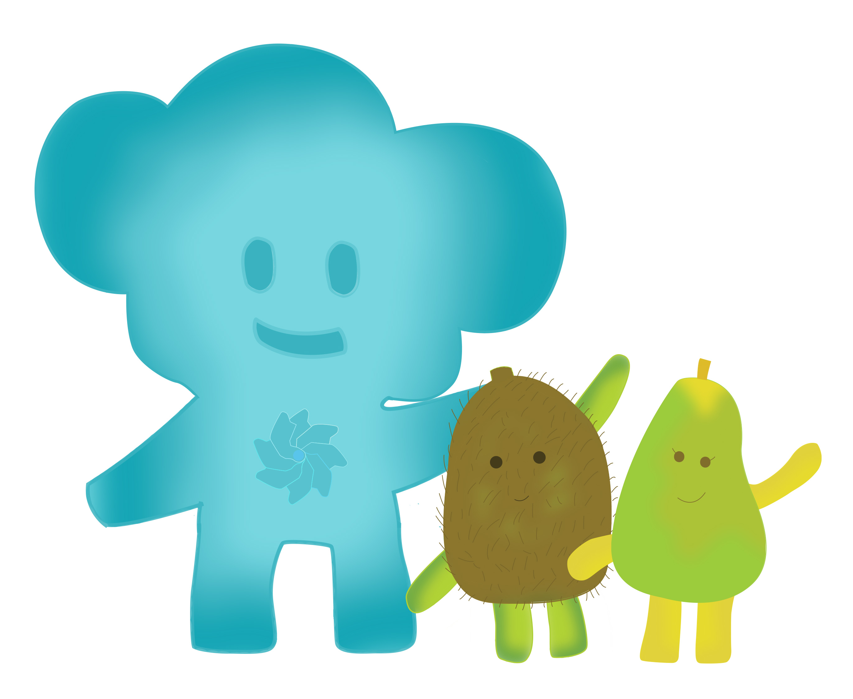 Kiwi_characters