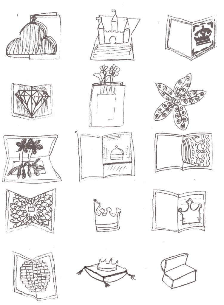 Book sketches