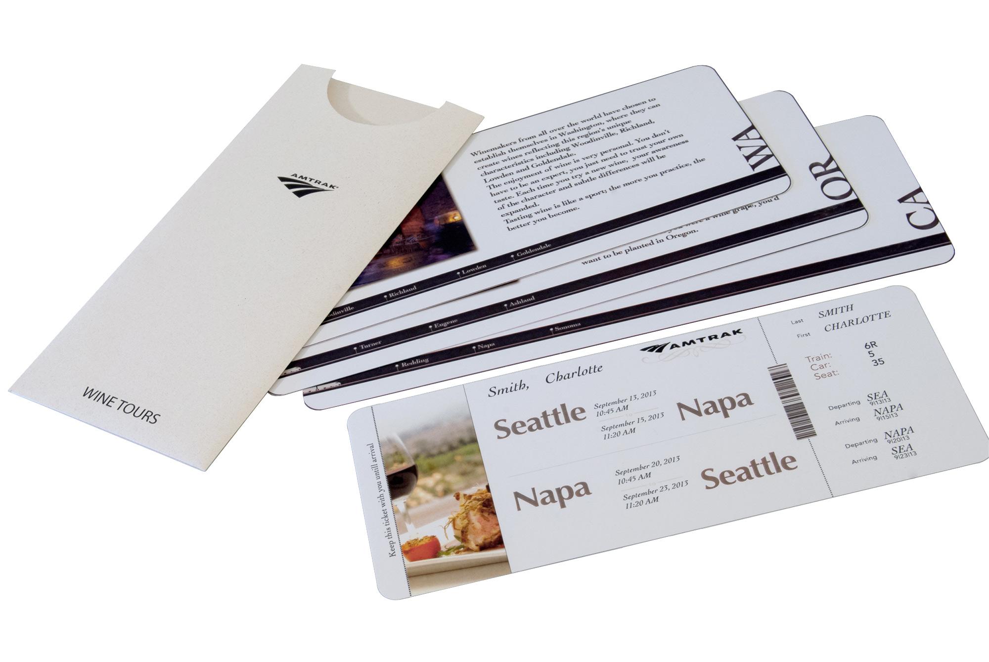 ticketpacket