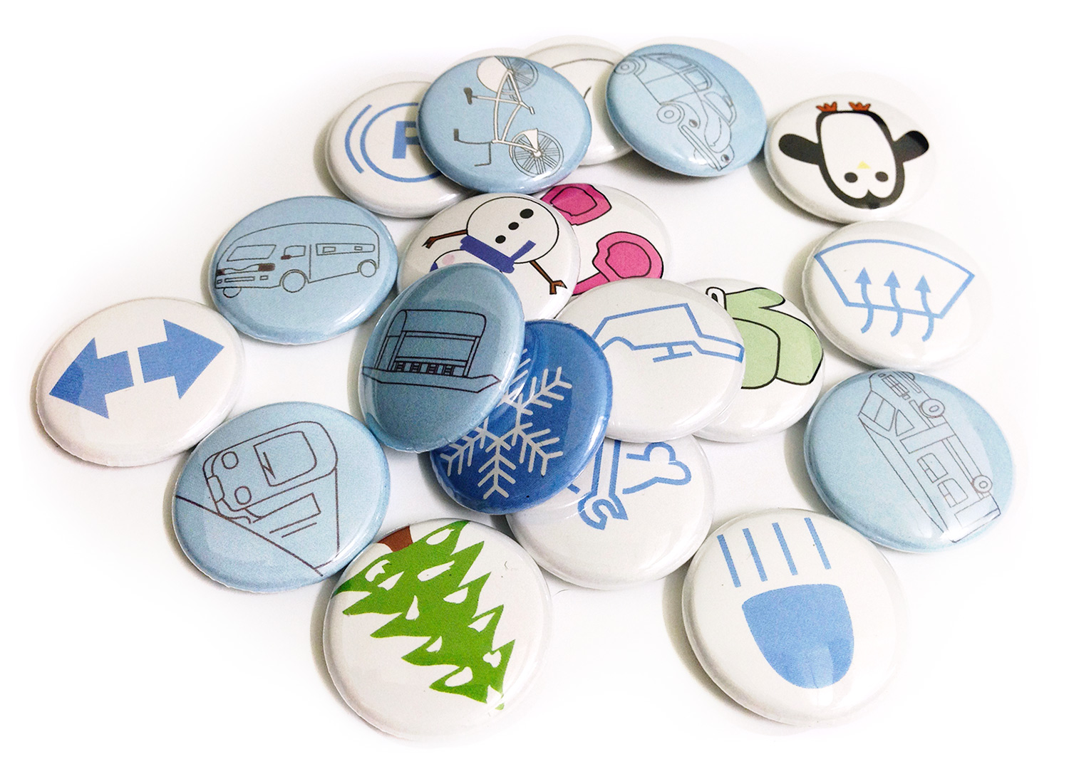 Buttons(2)